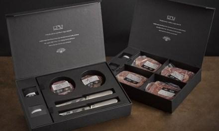 A Box of CRU's Premium Steaks for Your Premium Taste