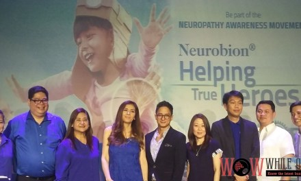 "Ryan Agoncillo supports ""Helping True Heroes"" drive"