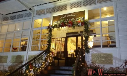 Guevarra's lights up the Yuletide season
