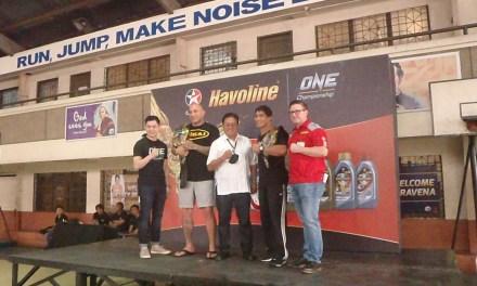 Caltex Havoline and ONE Championship aims to empower St. John Bosco Parish students