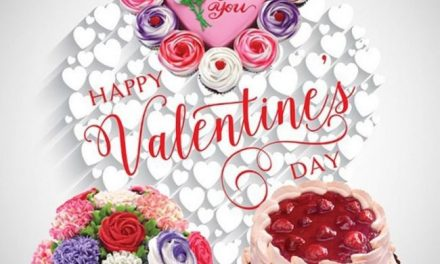 Sweets for your sweet this love month