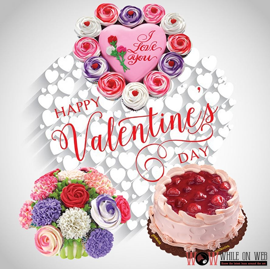 Sweets for your sweet this love month. Goldilocks Strawberry Delight Cake Bunch of Blooms Choco Lollipops Valentines day 2017