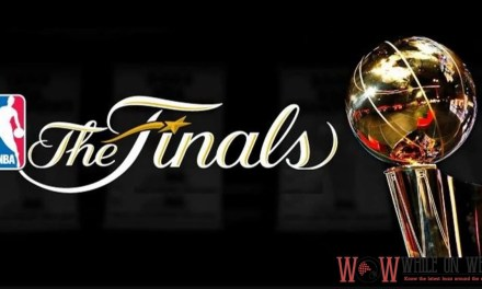 NBA Finals 2017 Game 4:  Golden State Warriors vs Cleveland Cavaliers – LIve Blog