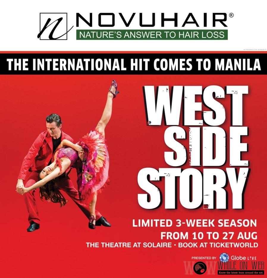Novuhair West Side Story
