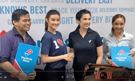 Liza Soberano inks a pizza perfect partnership with Domino's