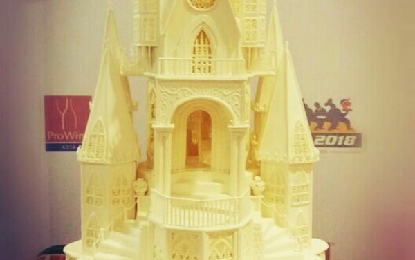 Goldilocks tops the Silver Award in FHA Cake Decorating Competition in Singapore