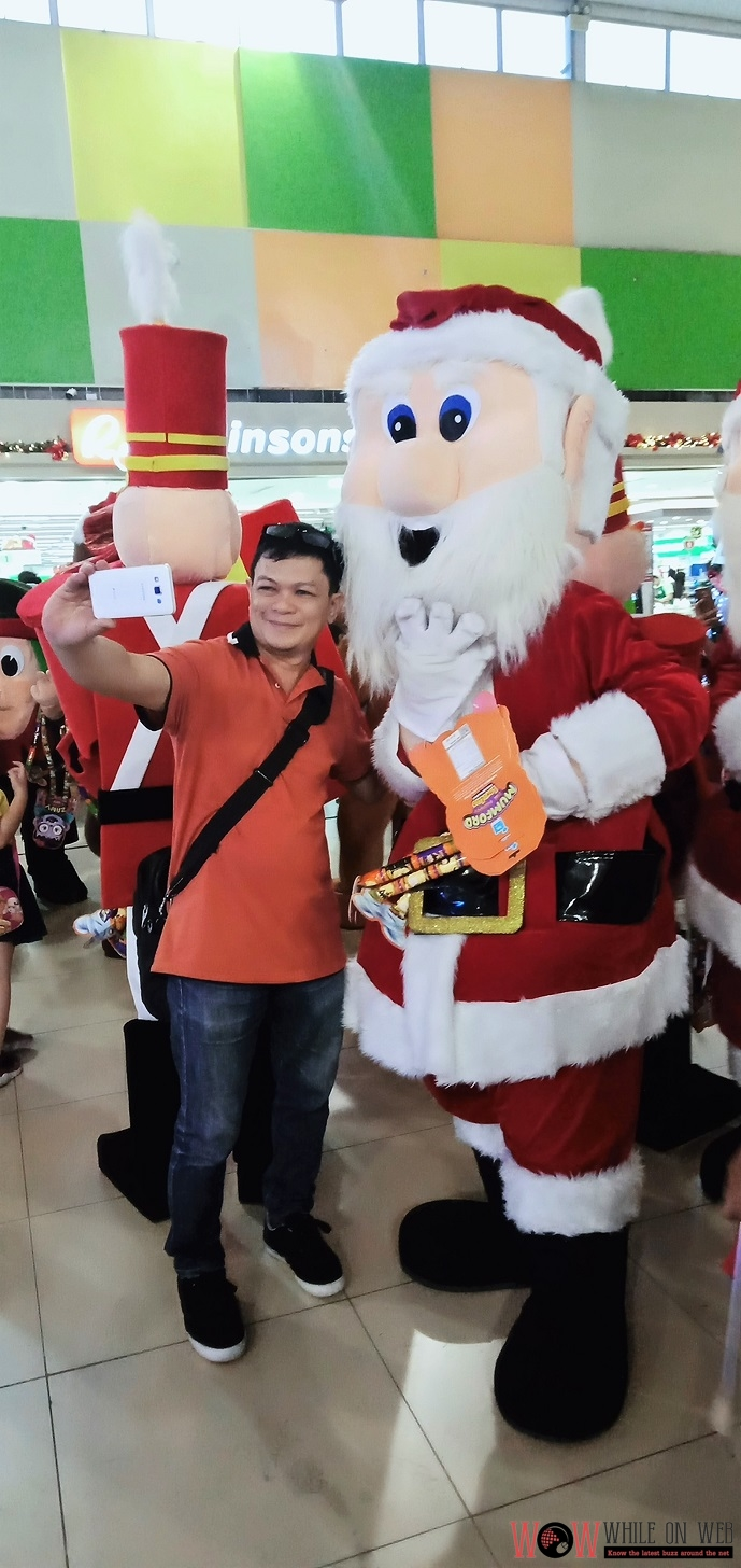 Robinsons Townville Pulilan Bulacan's Season of Giving