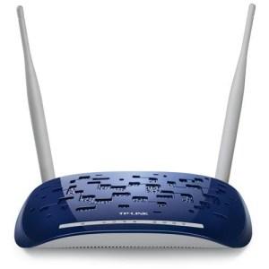 TP-Link, TD-W8960N, ADSL2+, Modem Router