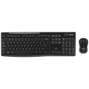 Logitech, Wireless Combo, MK270r