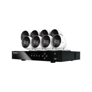 Uniden, GXVR, 55880, Guardian, 4MP, 2K, Thermal-Sensing, Ai XVR, Security System