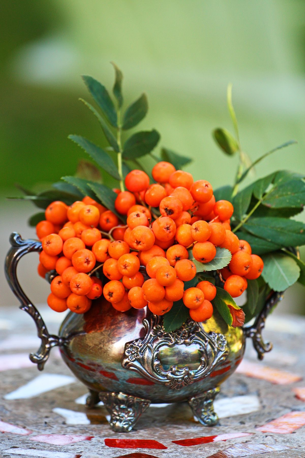 Autumn Centerpieces To Warm Your Table