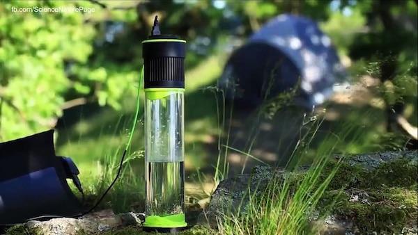fontus transformer l'air en eau