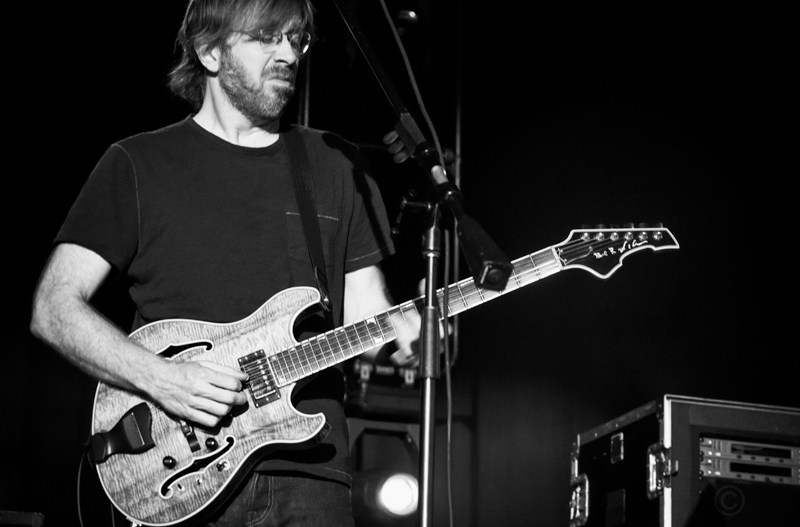trey anastasio and Phish in Charlotte 7/2/10 Greenville SC Black and White HDR Photography Rittman Top 10 Best Photoblogs Photography