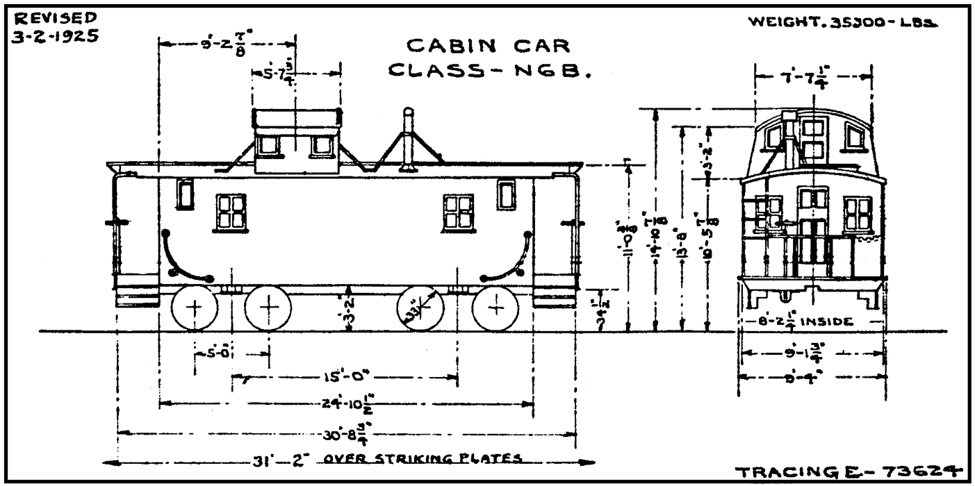 hight resolution of pennsylvania rr caboose prr barge diagram