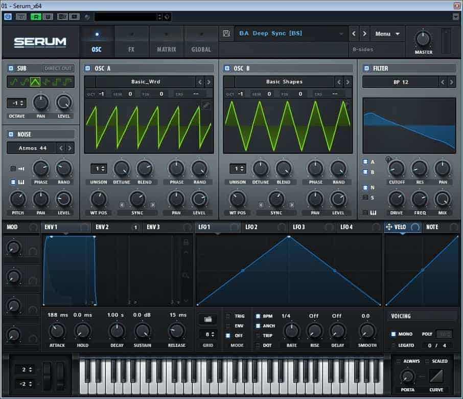 xfer records serum synth plugin