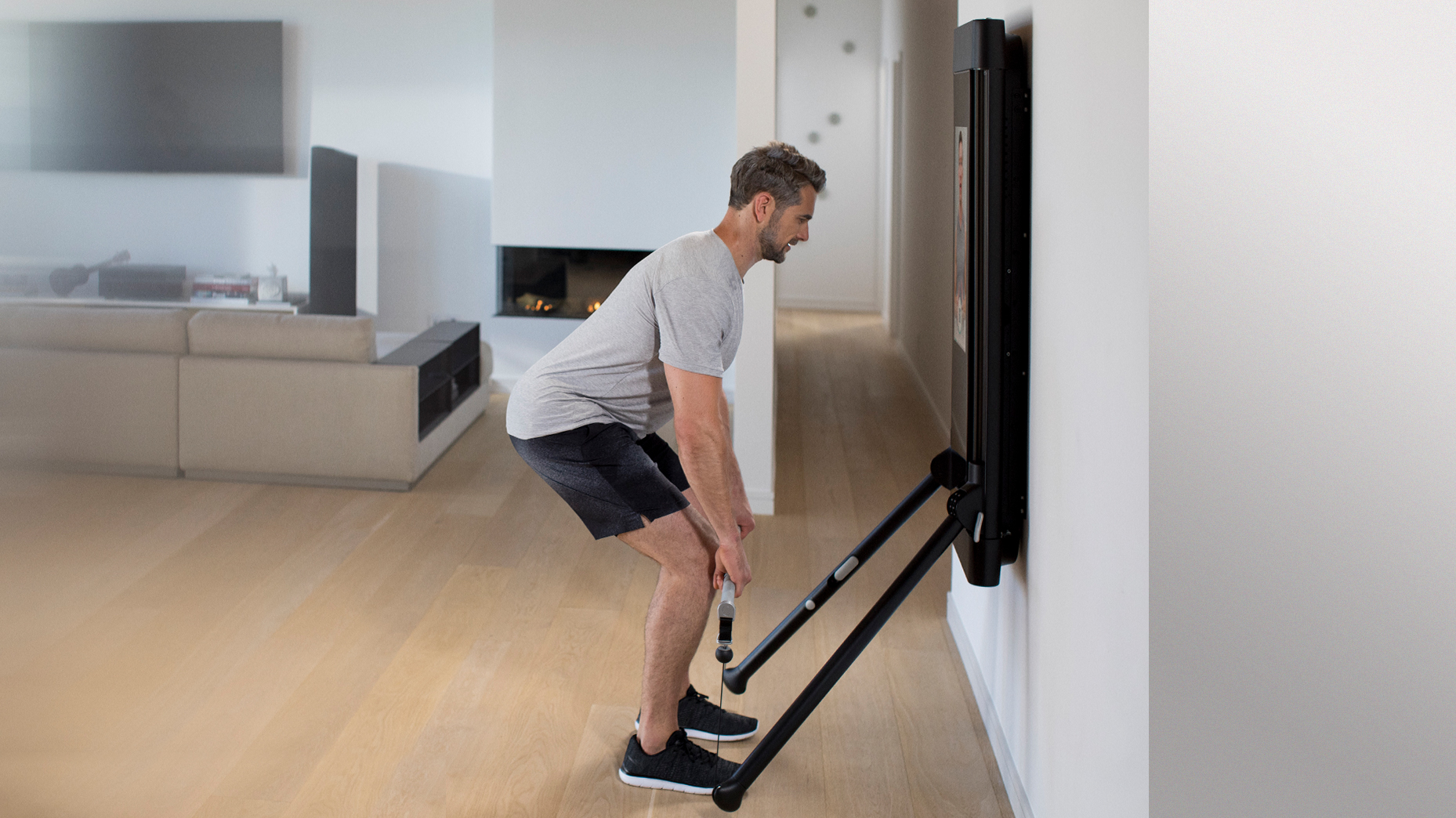 Tonal Strength Training System Whipsaw Industrial Design