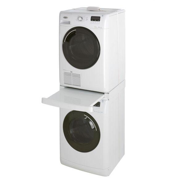 Universal stacking kit for washing machines and tumble dryers SKS101 - Whirlpool UK