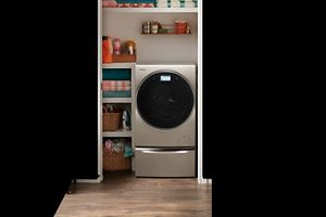 all in one washer and dryer fits in a closet  [ 2500 x 1667 Pixel ]