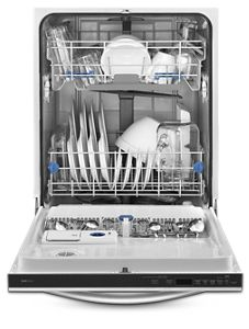 Dishwasher  Cleaning  Whirlpool