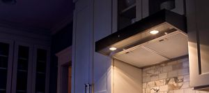 medium resolution of make sure the kitchen vent hood you choose is the right size with the fit system