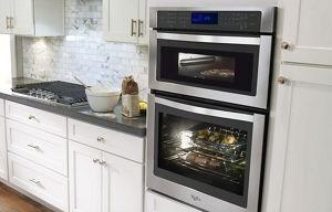 Whirlpool Microwave Wall Oven