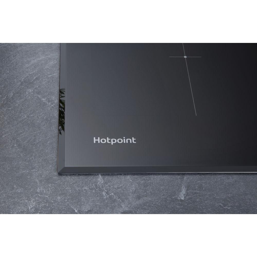 Piano cottura a induzione in vetroceramica Hotpoint  KIS