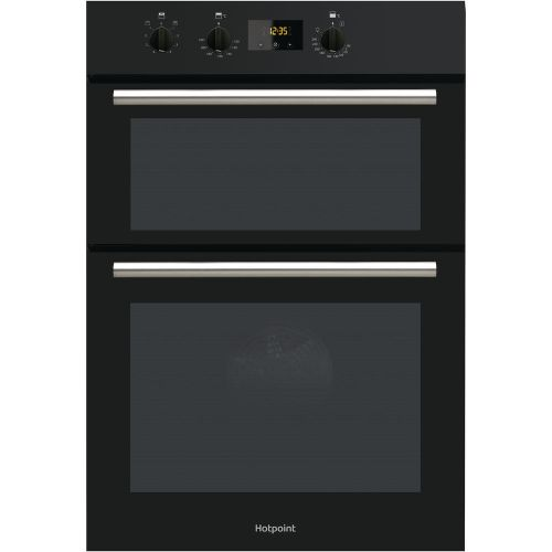 small resolution of hotpoint class 2 dd2 540 bl built in oven black