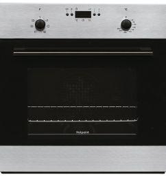 hotpoint mm y50 ix built in electric oven inox [ 1000 x 1000 Pixel ]