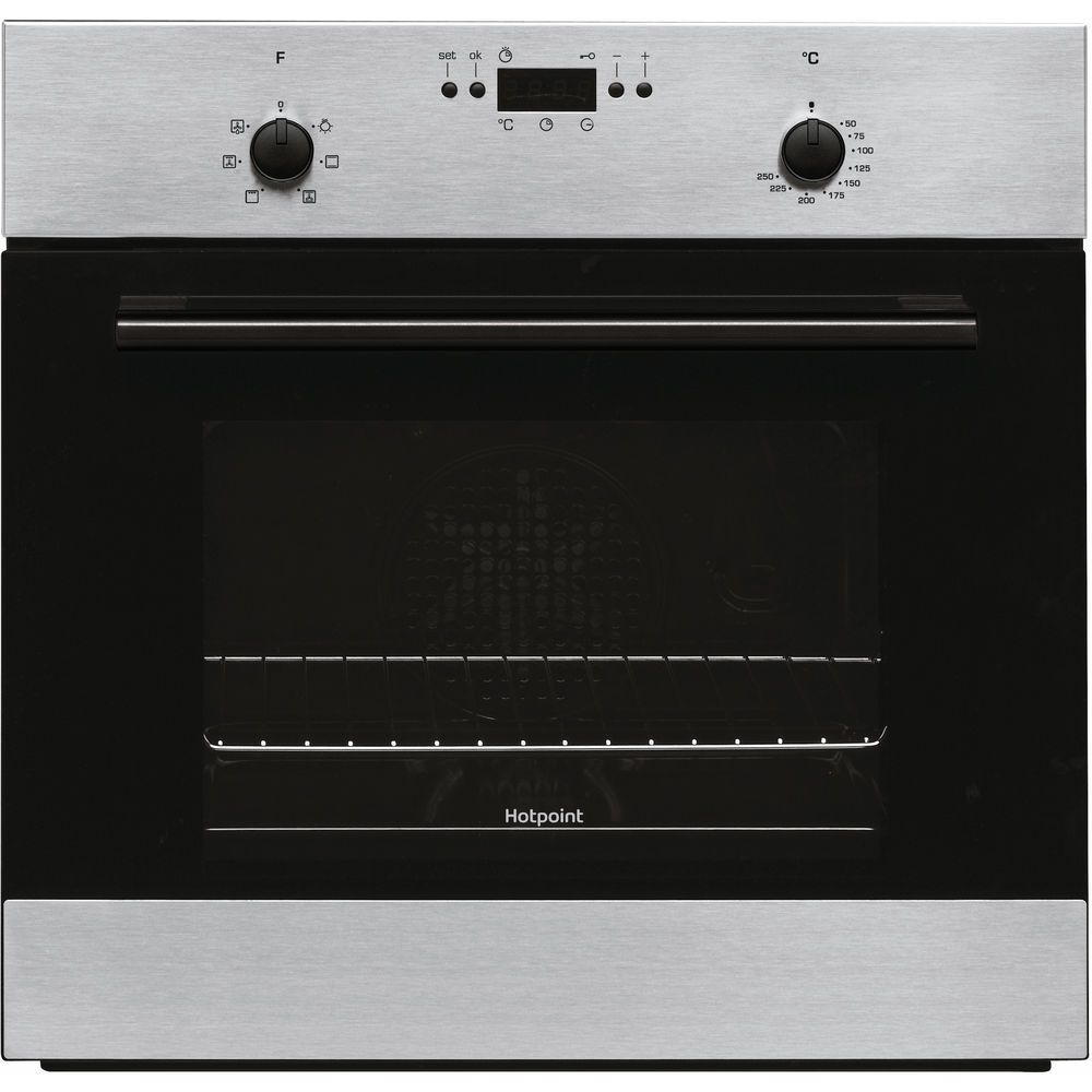 medium resolution of hotpoint mm y50 ix built in electric oven inox