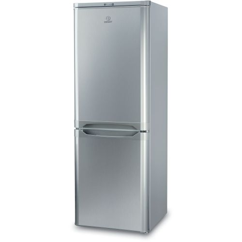 small resolution of indesit ibd 5515 s fridge freezer in silver