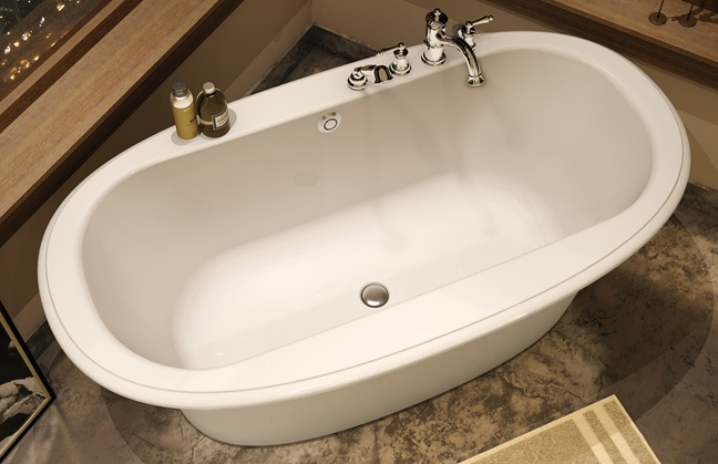 Maax Soaker Tub Free Standing Soaker Bath Tub