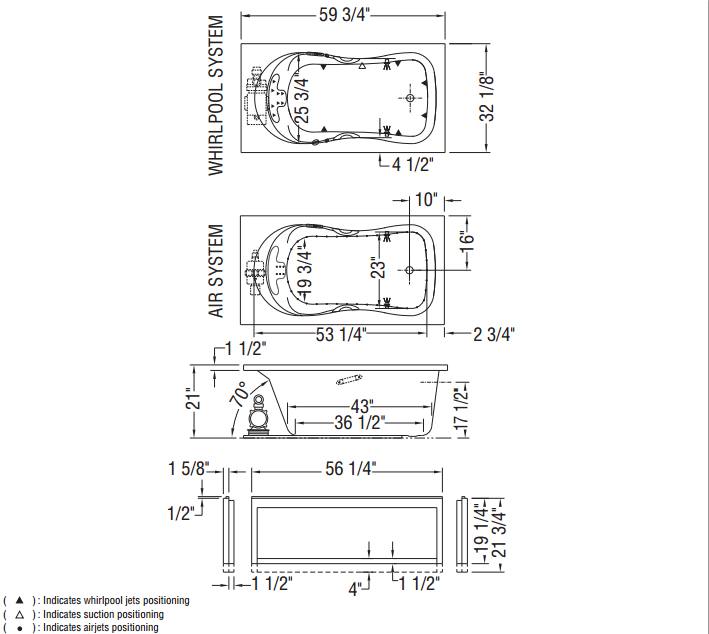 Wiring Diagram Mansfield Air Tub : 32 Wiring Diagram