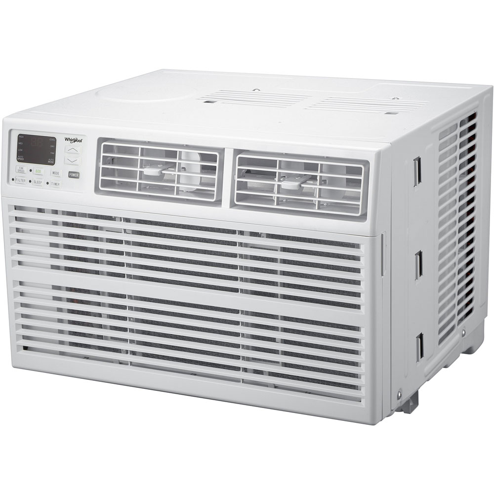 hight resolution of energy star 12 000 btu 115v window mounted air conditioner with remote control whaw121bw