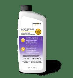 water softener cleanser whewsc new label 2 [ 900 x 900 Pixel ]