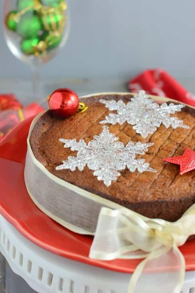 Christmas Fruit Cake Recipe, How to make Christmas Fruit Cake
