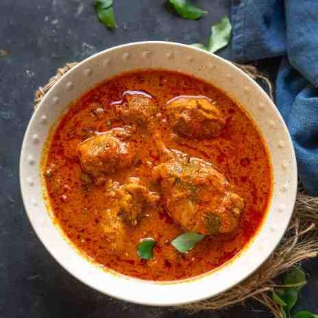 Chicken Chettinad Recipe (Step by Step) - Whiskaffair