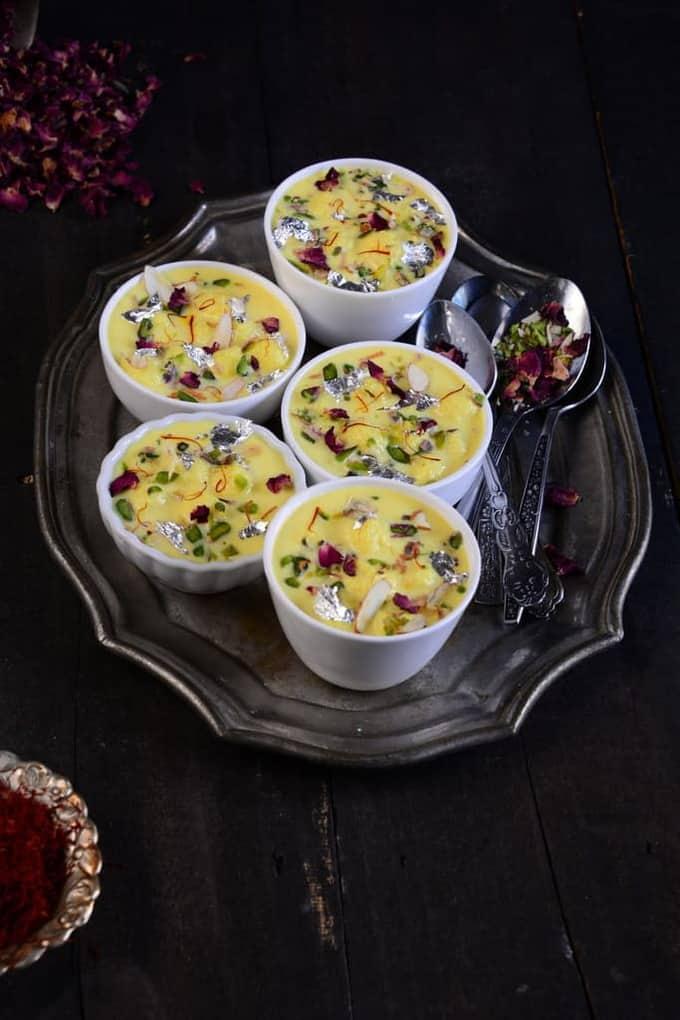 Angoori Rasmalai Recipe, How to make Angoori Rasmalai