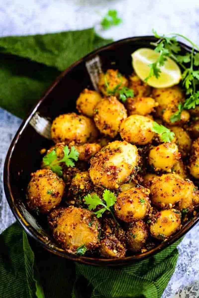 how to make quick roast potatoes