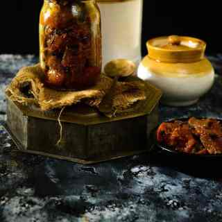 Nimbu Hari Mirch Ka Achar uses the common ingredient of nimbu or lime and green chillies for a tangy spicy pickle that will add much flavor and taste to your daily meals.