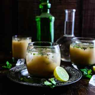 Sattu Ka Namkeen Sharbat is a lip-smacking Indian drink that you would never stop sipping this summer. Learn its recipe today!
