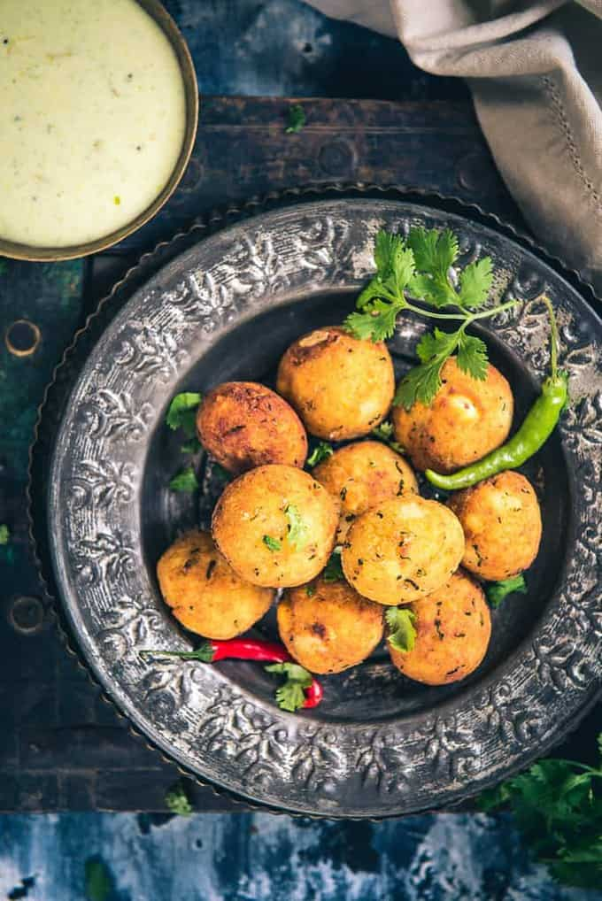 Makhana Paneer Ball Recipe