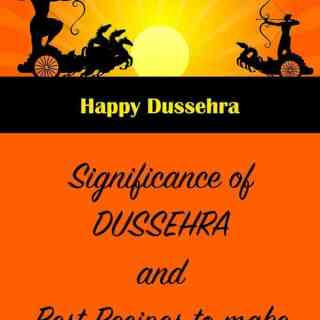Best Recipes to Make for Dussehra