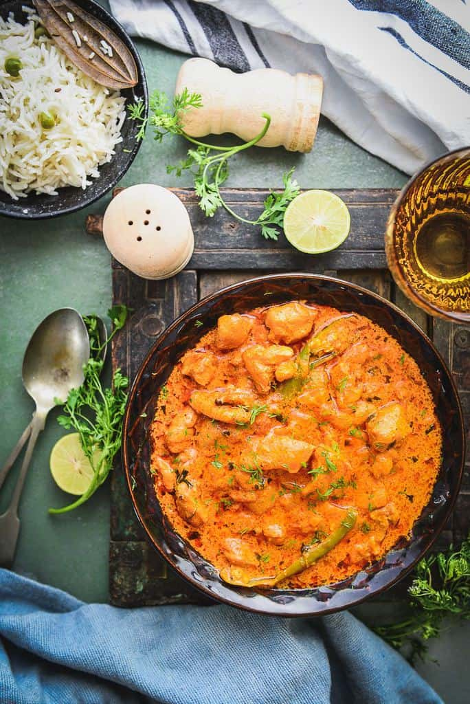 Best Chicken Tikka Masala Recipe, How to make Chicken Tikka Masala ( Video )