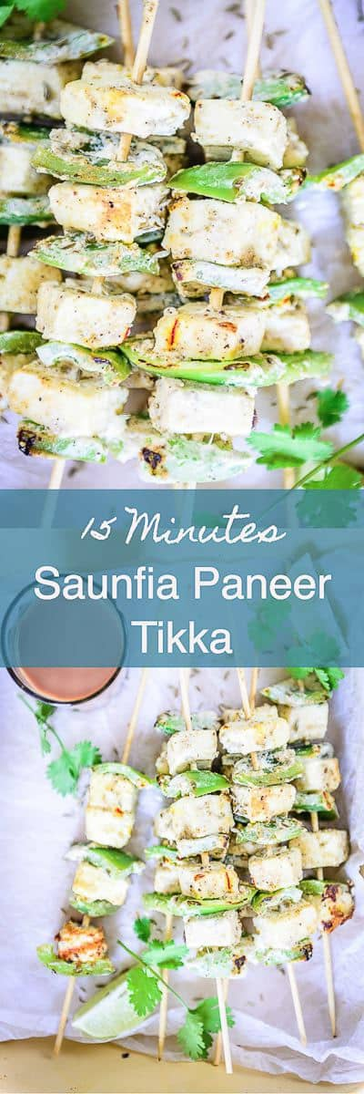Here is how to make Easy Saunfia Paneer Tikka Recipe, a delicious easy to make Indian snack or appetizer flavoured with fennel seeds. Indian I Snacks I Appetizer I Paneer I Cottage Cheese I Easy I simple I Quick I Perfect I Party I Top I best I Quick I 10 Minutes I