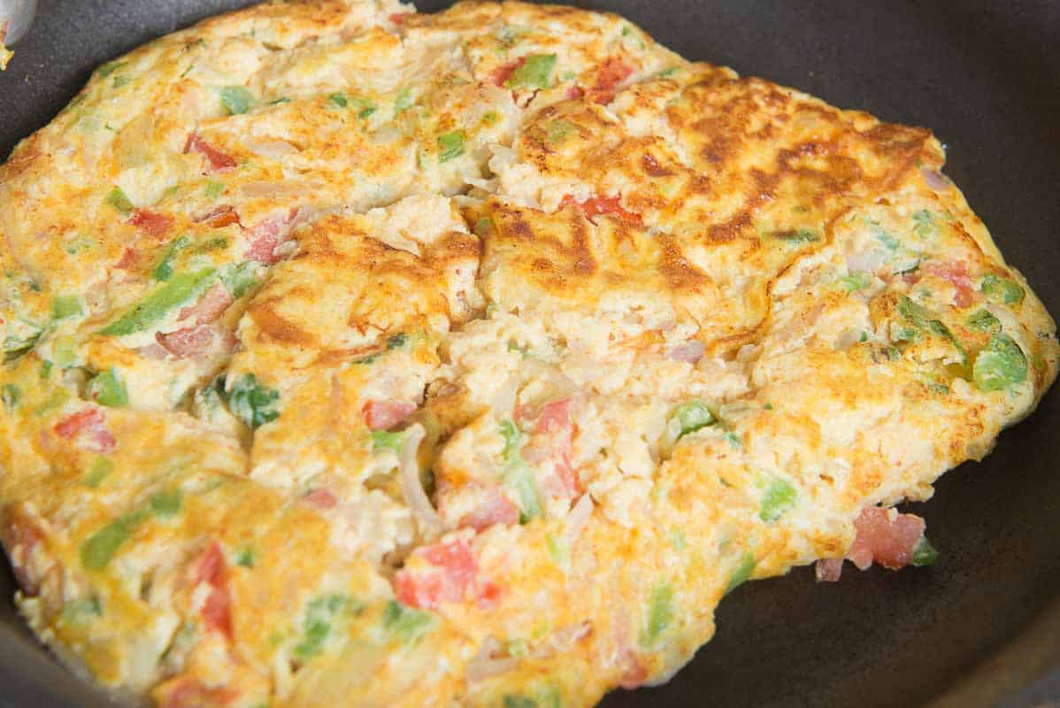 Indian Masala Omelette, Recipe for Masala Omelette, Masala Omelet, bread omelette indian recipe, best indian omelette recipe, spicy omelette