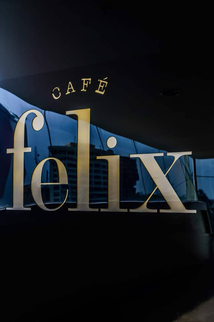 Cafe Felix, 1 MG, Bangalore I Restaurant Review