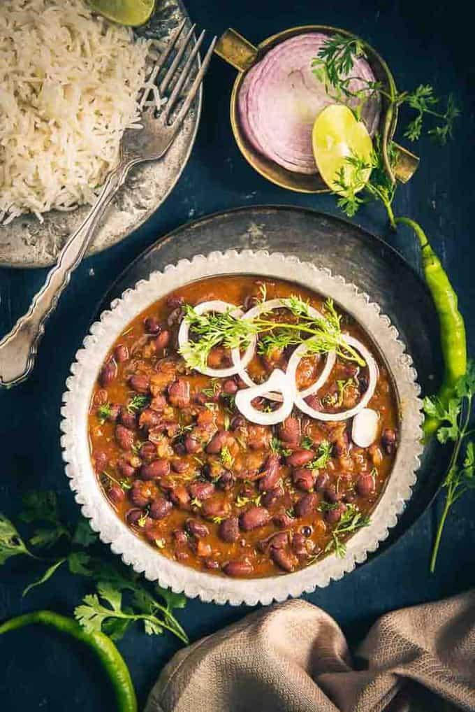 Kashmiri Rajma Masala (Authentic Kashmiri Rajma Recipe)