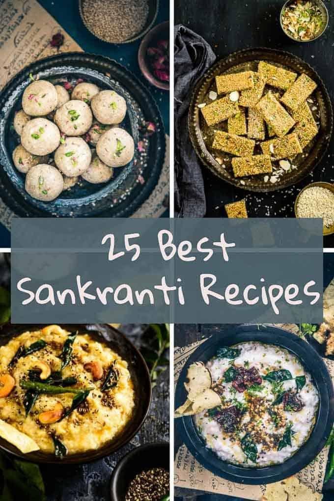 25 Best Sankranti Recipes