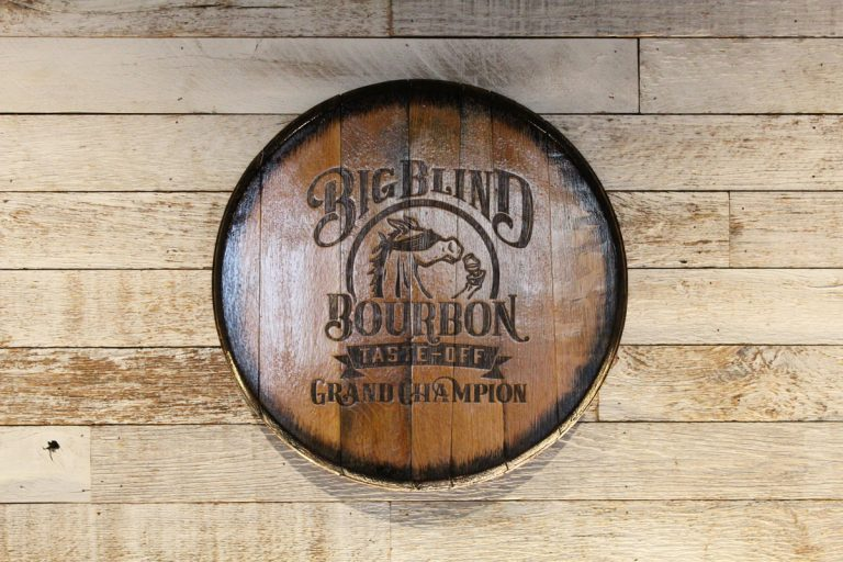 2019 Big Blind Bourbon Taste-Off