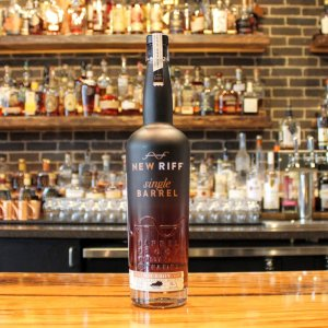 "New Riff Single Barrel – ""2019 Whiskey Bear Staff Pick"""